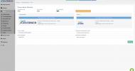 Personalização do sistema web cores do app e logos do sistema